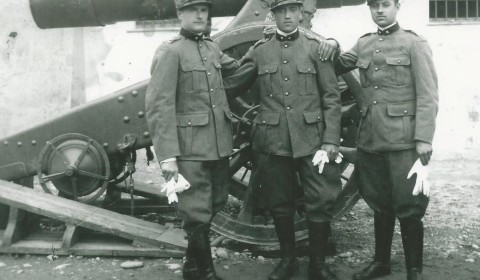 Guerra d'Etiopia (1935) – Seconda Guerra Mondiale (1940-1945)